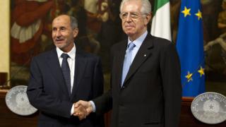 Италия и Либия се сдобриха