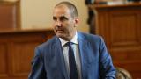 Цветанов: ГЕРБ и ОП номинират Красимир Влахов за конституционен съдия