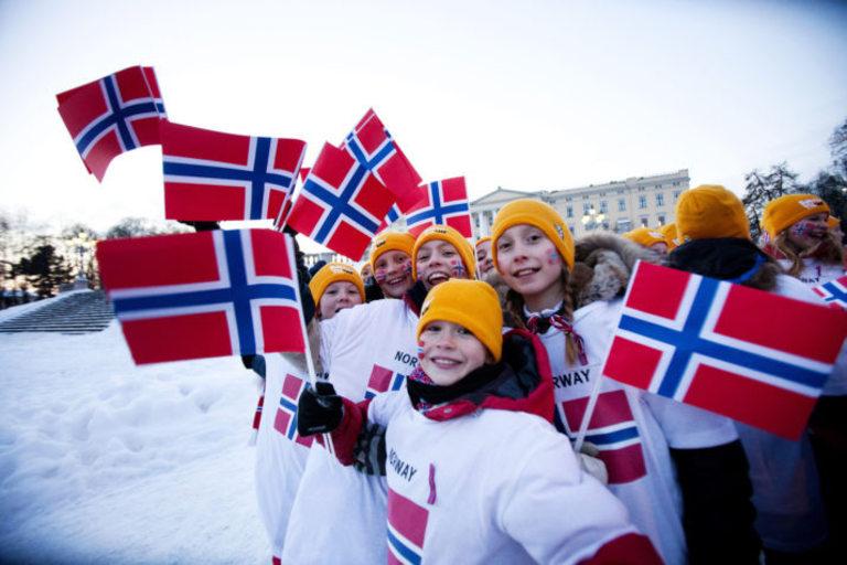 Деца от Норвегия