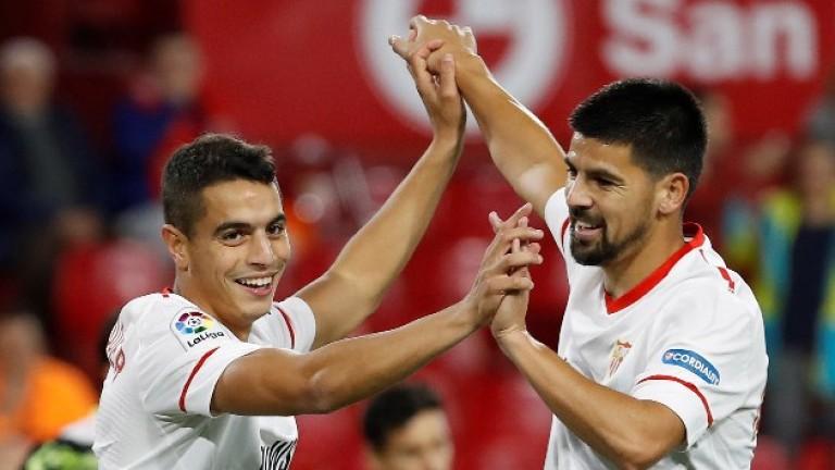 Севиля продължава напред за купата след мач, който беше ясен още в 5-ата минута