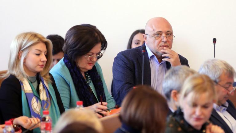 Орлин Алексиев: Образованието е приоритет на СОПФ и през 2019-а
