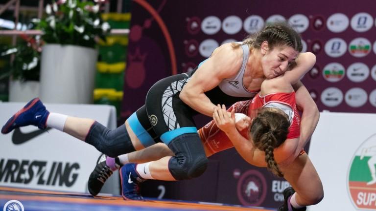 Миглена Селишка и Биляна Дудова ще се борят довечера за златото на Евро 2020