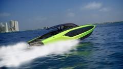 Спортистът, който си купи яхтата на Lamborghini