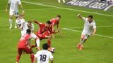 Байерн (Мюнхен) и Унион завършиха 1:1 в Бундеслигата