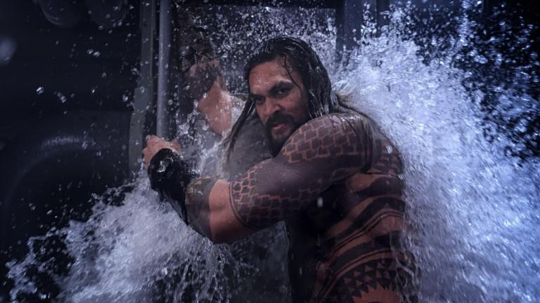 Водата като суперсила. И супергероите, които я ползват, за да бият лошите