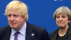 Борис Джонсън нахока Тереза Мей за плана ѝ за Брекзит