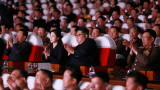 Ким Чен-ун гледа концерт с репресиран дипломат