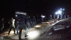 90 водолази са участвали в спасителната операция в Тайланд