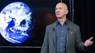 Amazon ще плаща бонус за ваксинирани нови служители