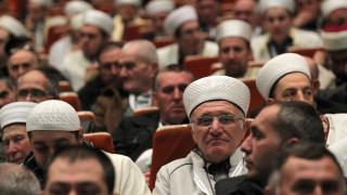Произлезли сме от османлиите, да се гордеем, призова от София румънският мюфтия