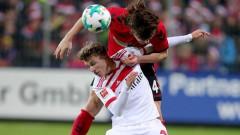 Фрайбург и Хамбургер завършиха наравно 0:0