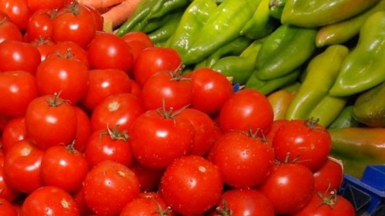 Спряха вноса на 24 тона домати и пипер с пестициди