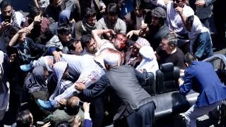 В Афганистан бесни на управляващите заради терора в Кабул, сблъсъци с полицията