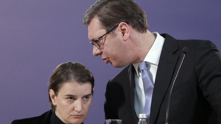 """Белград: """"Сръбски поток"""" ще замени """"Южен поток"""""""