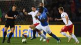 Италия и Полша завършиха наравно 1:1
