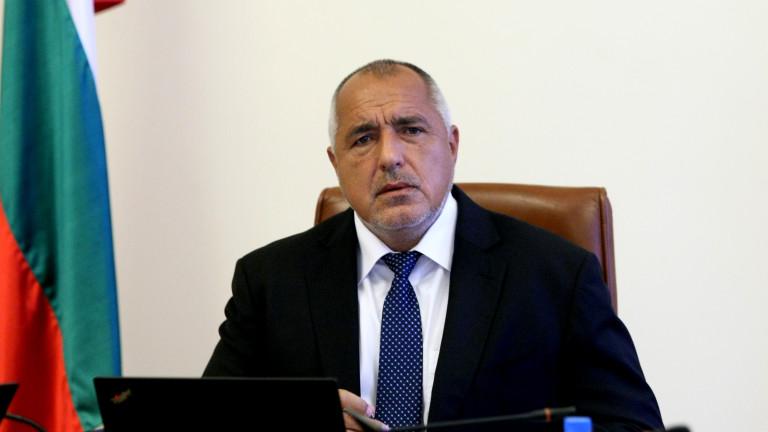 Борисов се отказа от нов правителствен самолет, парите отиват за спорт