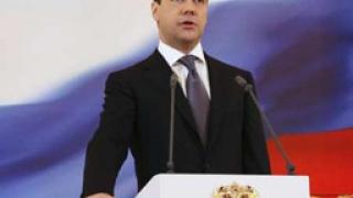 Медведев номинира Путин за министър-председател