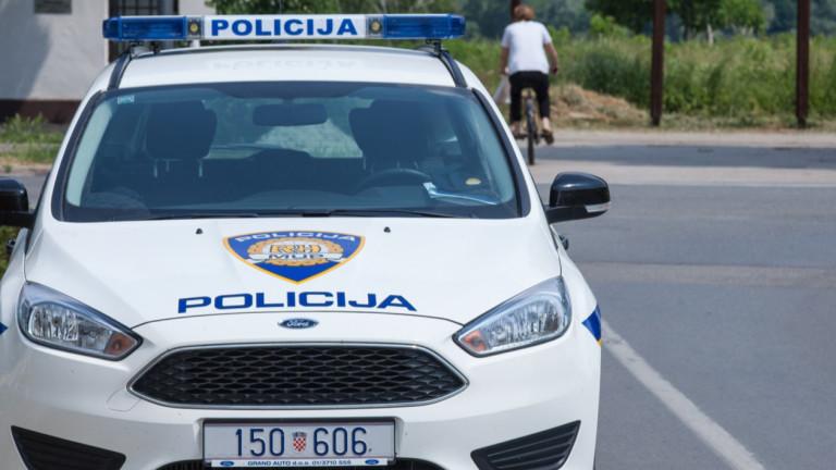 10 души загинаха при катастрофа с автобус в Хърватия, 45 са ранени