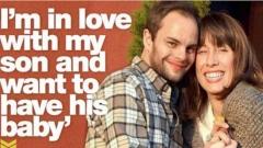 Майка и син се намериха, за да станат любовници