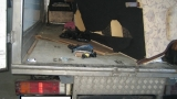 7 кг кокаин в стар диван откриха митничари на Дунав мост 2
