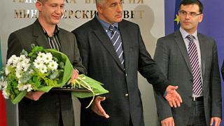"Наградиха Наум Шопов със ""Св. Паисий Хилендарски"" за 2010 г."