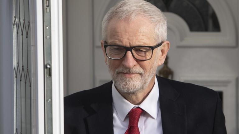 Лейбъристите отстраниха бившия си лидер Корбин заради антисемитизъм