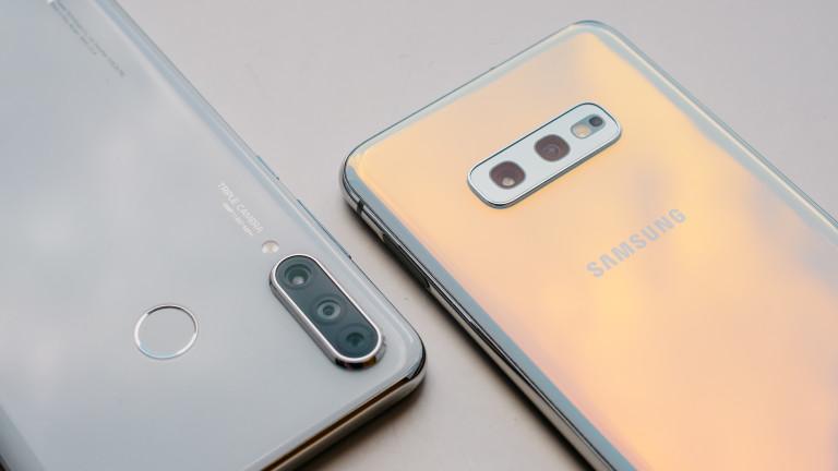 2019 г. бе може би най-тежката в историята на Huawei,