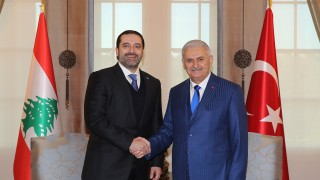 Ливанският премиер задълбочава отношенията с Турция