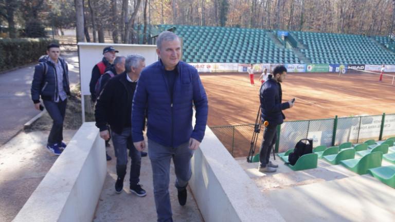 Горан Джокович: София е близо до Белград, не виждам причина Новак да не дойде