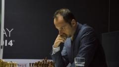 Топалов с реми срещу бившия световен шампион Ананд