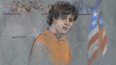 Смъртна присъда за Джохар Царнаев