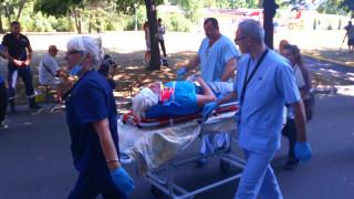 Транспортираха с хеликоптер пострадала в Пирин французойка