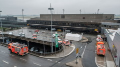Инцидент на летището в Хановер спря полетите