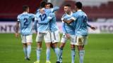 Атлетико (Мадрид) и Селта завършиха наравно 2:2