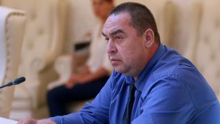 Разколът между луганските сепартисти продължава