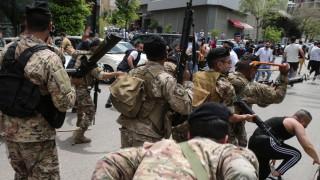 Ливан е пред крах