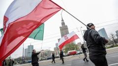 Протести на таксиметровите шофьори в Полша
