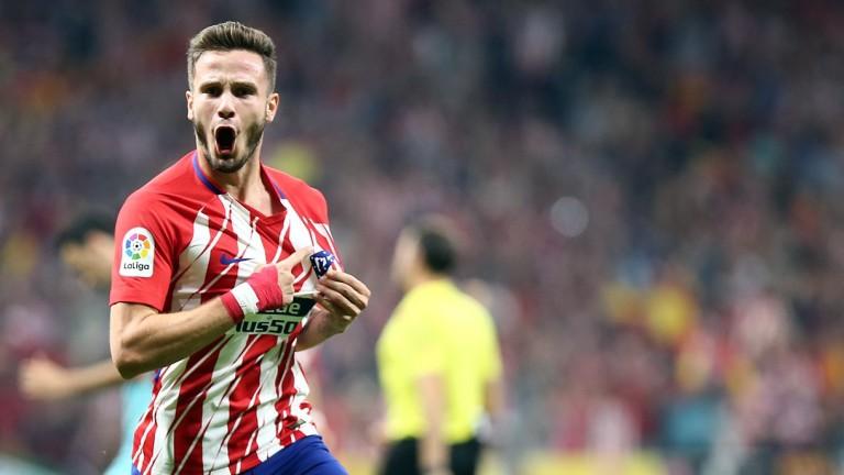 Саул Нигес е новата звезда на испанския футбол. 23-годишният халф