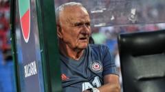 ЦСКА е побеждавал Лудогорец само веднъж, но Петрович няма загуба от шампионите
