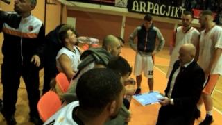 Берое претърпя трета загуба в Балканската лига