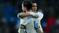 Роналдо мина Меси по вкарани дузпи в Шампионска лига