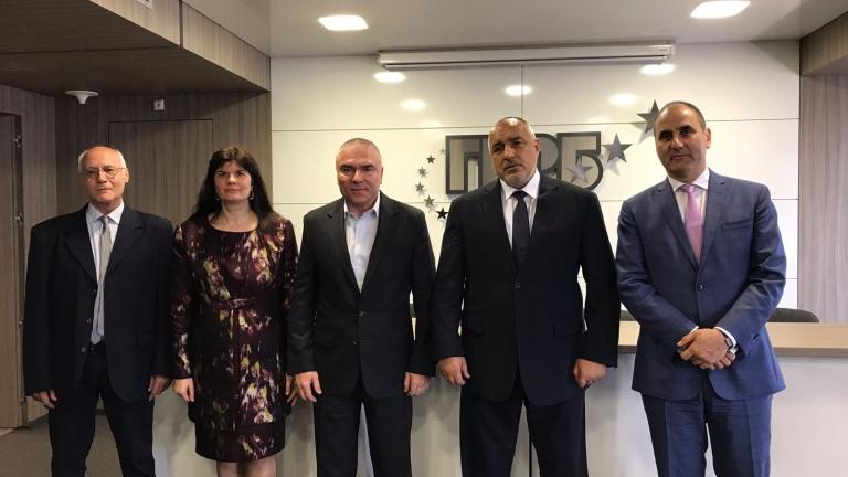 Марешки даде подкрепа на правителството Борисов 3