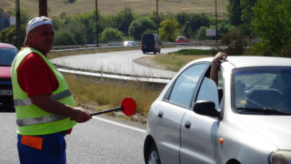 Затварят пътя Стара Загора - Казанлък