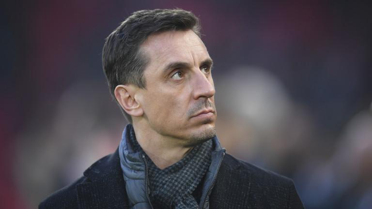 Гари Невил резервиран към трансфера на Роналдо в Манчестър Юнайтед