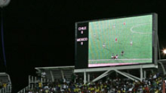 Копа Америка: Мексико - Чили 0:0