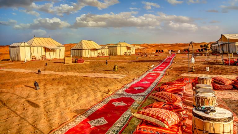 Средиземноморска туристическа диета: Мароко