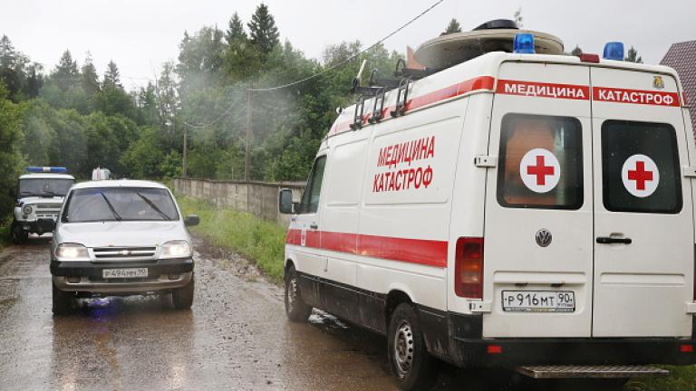 Русия отчете над 22 000 заразени с коронавирус за ден