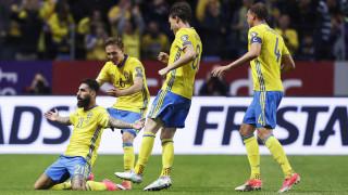 Швеция разгроми Беларус като гост
