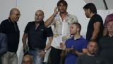 Димитър Иванков: Стоянович е добър треньор, ще уча вратарите как да бият дузпи, ако трябва