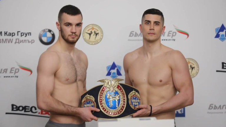 Сръбски боец спечели Европейската титла на WAKО PRO във Варна